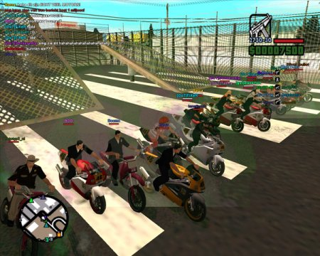 GTA San Andreas Multiplayer - Games News, New Games, Top Games, PC