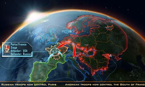 Tom Clancy\'s EndWar - Games News, New Games, Top Games, PC